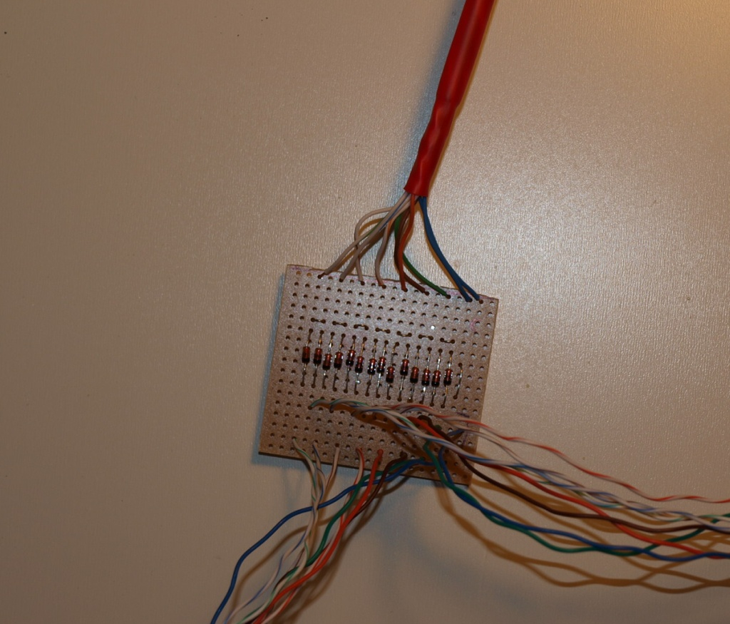 Cpc464 1 To 2 Joystick Port Splitter Gynvaelcoldwind Vxlog Wiring Diagram 51 19 1to2 Complete No Box Done Back Front