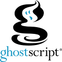 Ghostscript logo (from wikipedia)