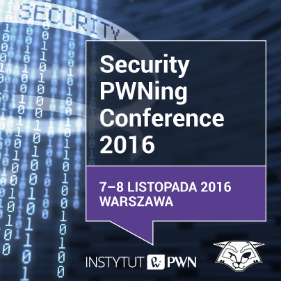 Security PWNing Conference